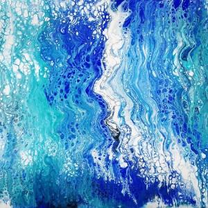 Fluid Painting Swipe