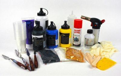 Acrylique Pouring – Toutes les methodes sur Acrylic Pouring en francais