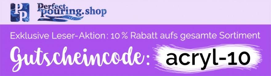 banner gutscheincode pouringshop