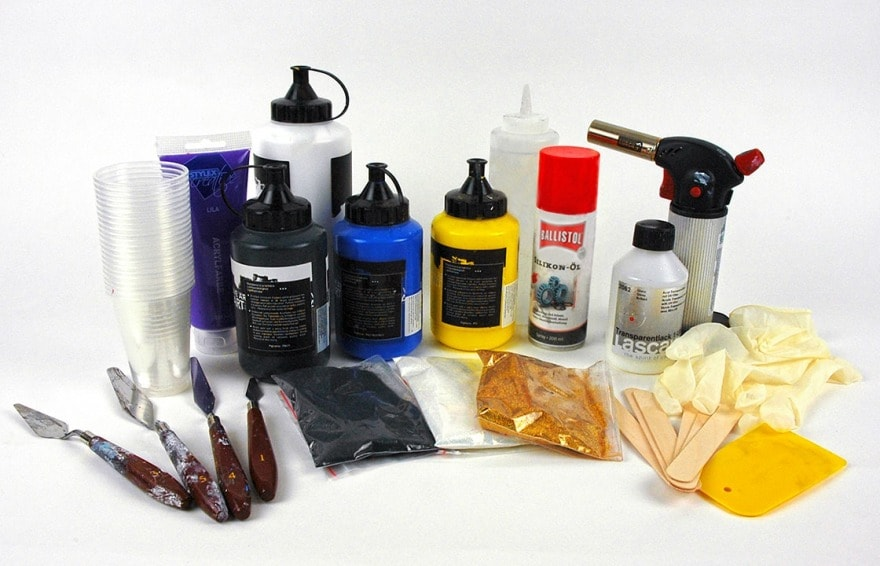 Acrylic Pouring Supplies What You Need For Your Pour
