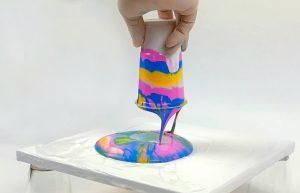 acrylic pouring basics