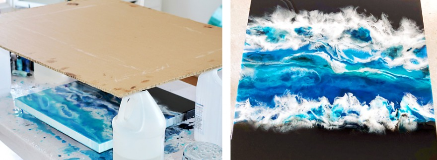 Resin Epoxy Art – Basics for your first Steps in Resin Art