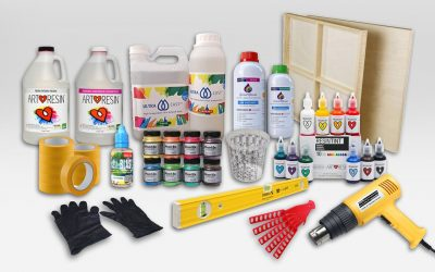 Resin Art Supplies: What you need for resin painting