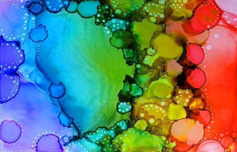 Alcohol Ink Art – How to use Alcohol Inks for your Art