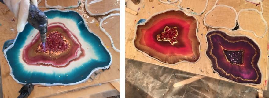 resin geoden anleitung