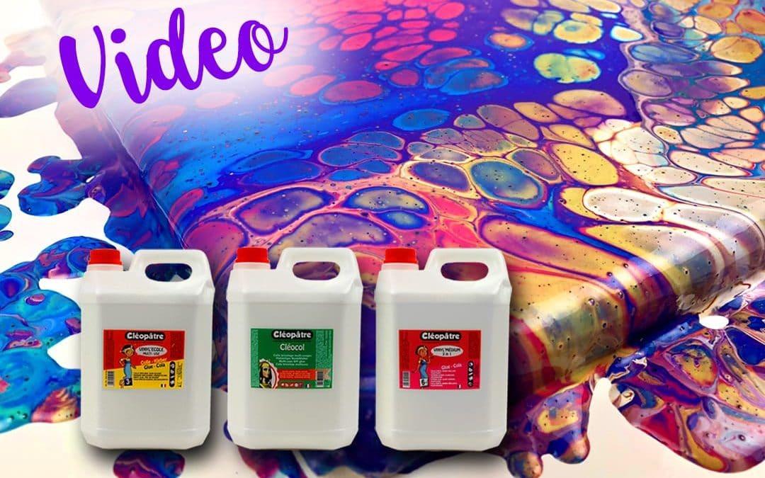 Review: Cleopatre Glue + Magic Plop + Princess Merit Pearl Acrylics