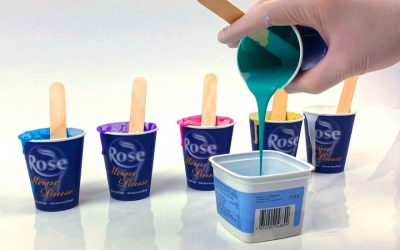 Acrylic Pouring Rechner – Die richtige Menge Pouring Flüssigkeit berechnen