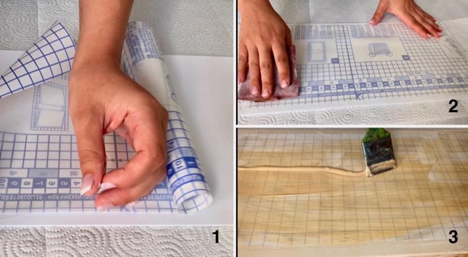acrylic skin sticker anleitung