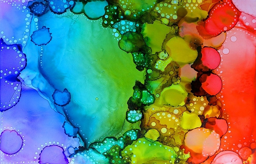 Alcohol Ink