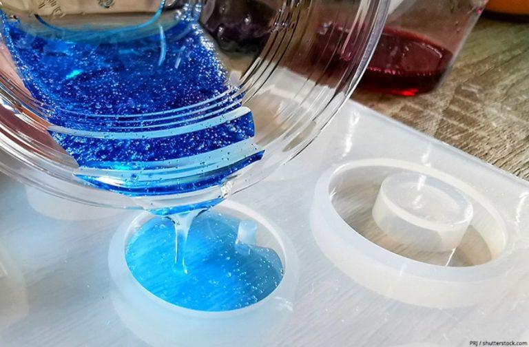 UV Resin –Alles über das schnellhärtende UV Harz