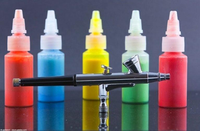 Airbrush Farben Ratgeber –Geeignete Färbemittel zum Airbrushen