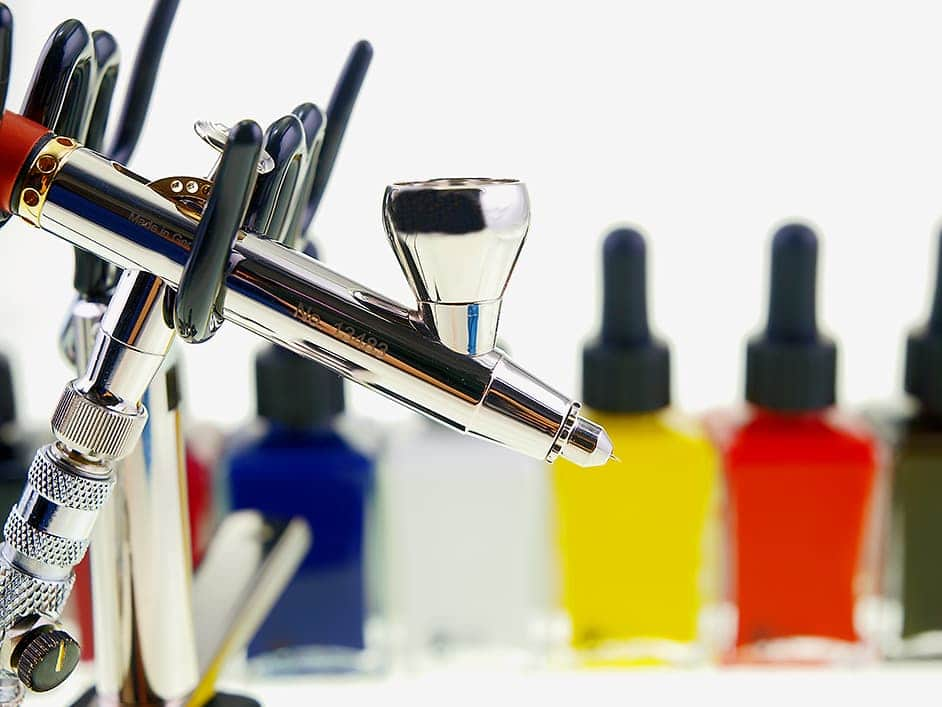 best paint for airbrush