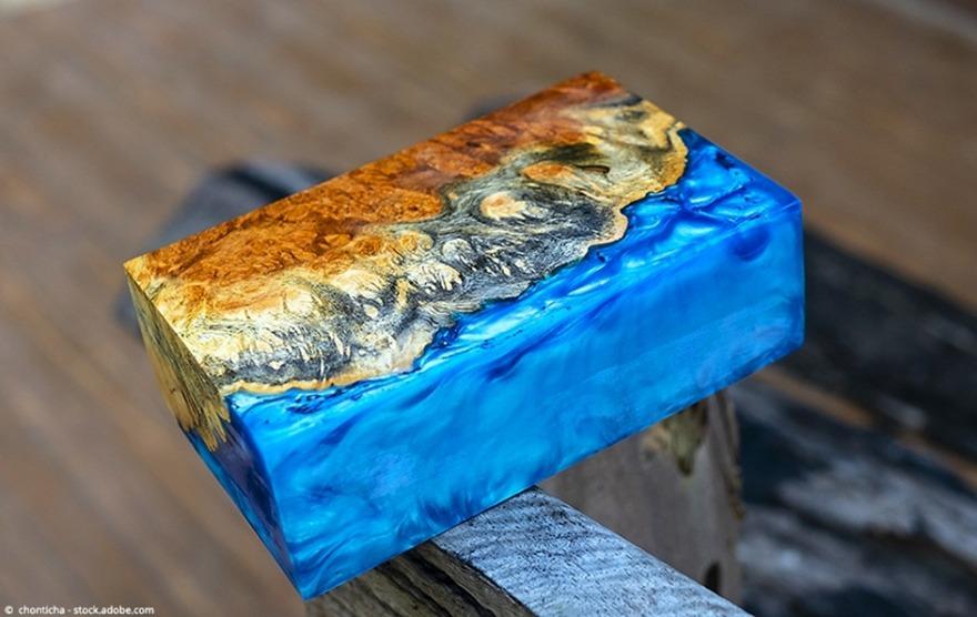 resina per legno
