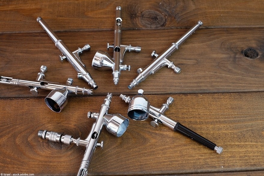 Best Airbrush Gun – Helpful Test and Guide for Airbrushes