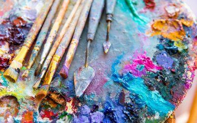 Farben mischen – Die besten Profi-Tipps [Ratgeber]