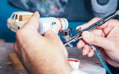Airbrush Modellbau – Umfangreicher Ratgeber mit Anleitung