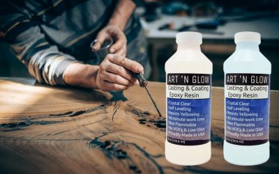 Art n Glow Resin – All you need to know about this Epoxy brand