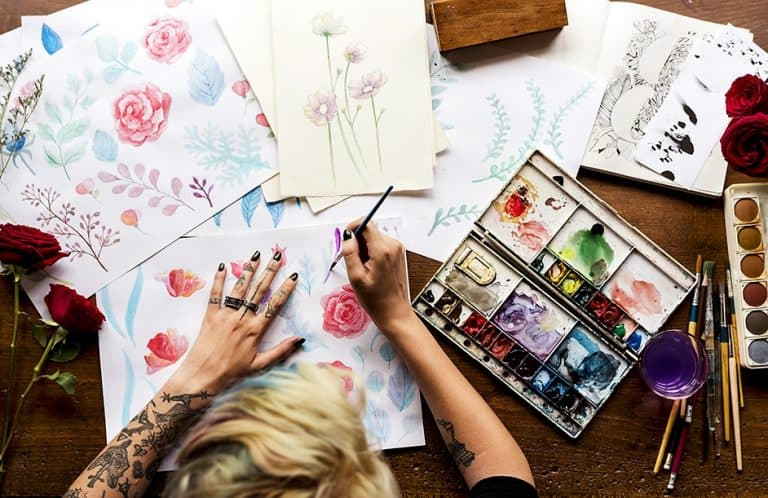 How to Watercolor Paint – Helpful Guide for all Watercolor Techniques