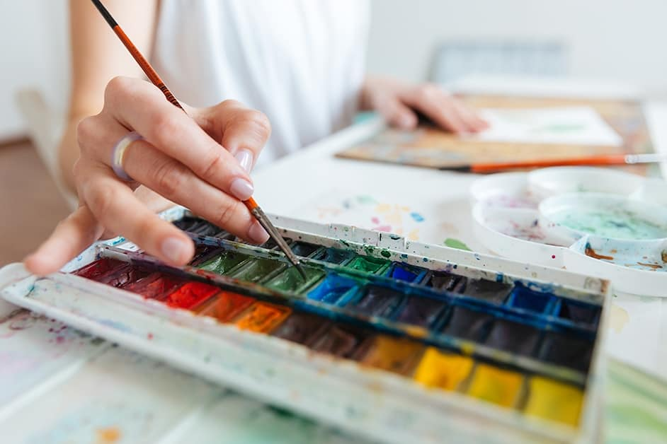 how to watercolor paint