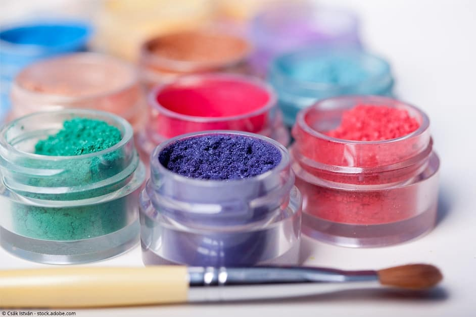 pigment poeder