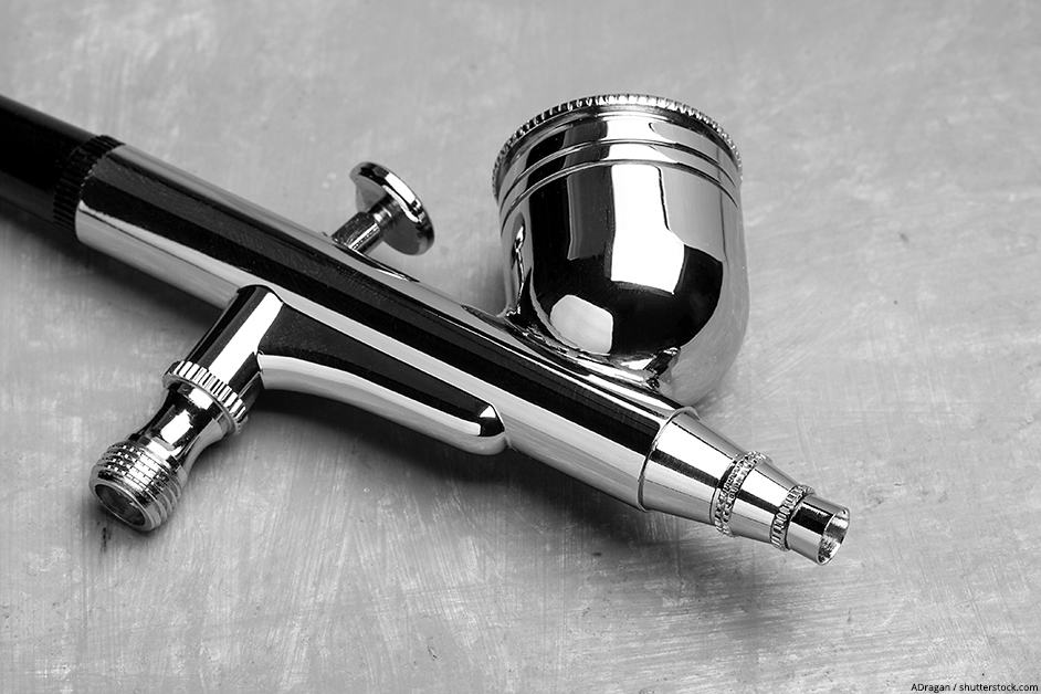Badger Patriot 105 Airbrush Gun – A large Overview
