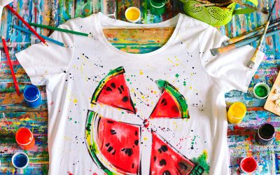 Airbrush Shirts – Tutorial how to create your own Airbrush T-Shirts