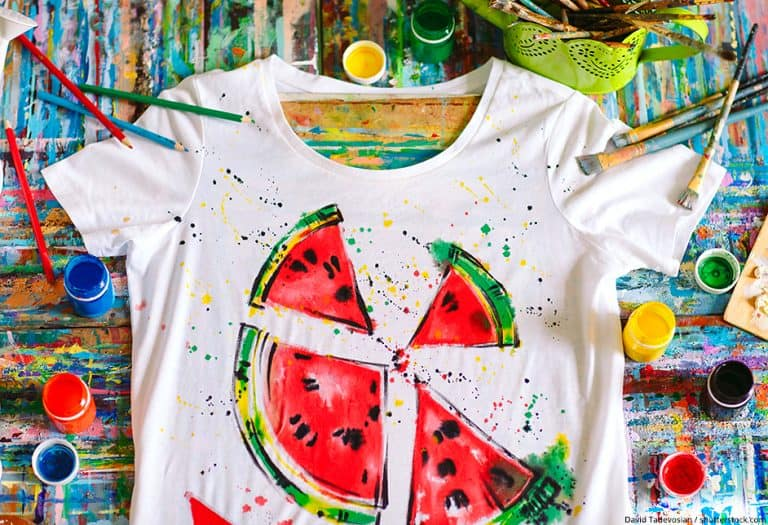 Airbrush Shirts –Tutorial how to create your own Airbrush T-Shirts