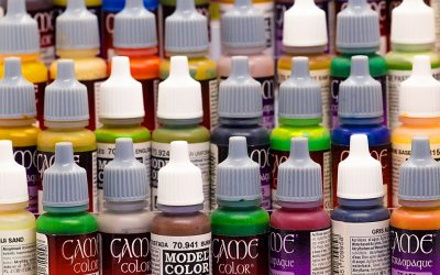 Best Miniature Paints – Helpful Guide for Miniature Painting Kit
