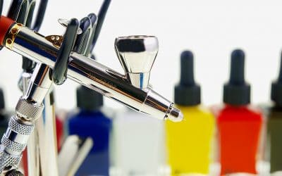 Enamel Airbrush Paint – How to thin Enamel Paint for Airbrush