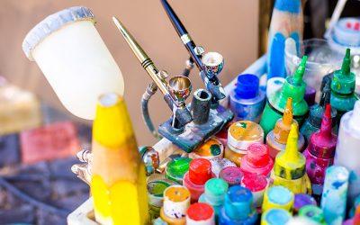Airbrush Zubehör – Das benötigst du für ein problemloses Arbeiten