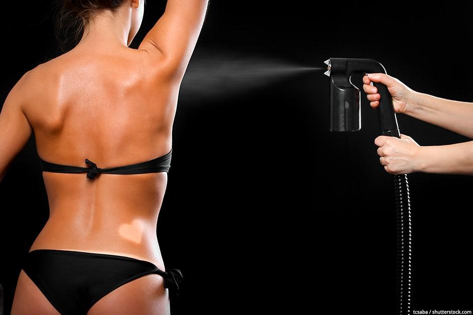 Spray Tanning – Die Bäunungsdusche aus der Airbrush