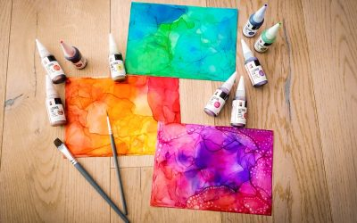 MARABU Alcohol Inks – Full Product Range Review
