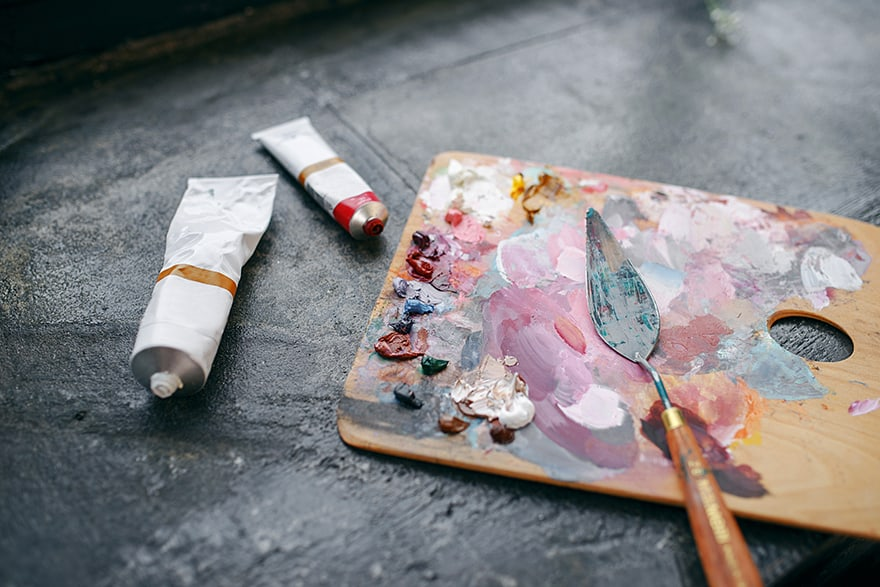 How to Make Skin Color Paint