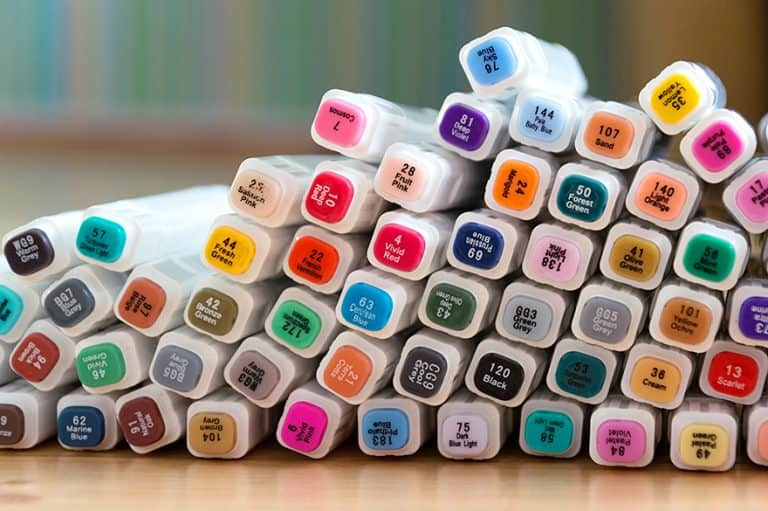 Best Alcohol Based Markers – Extended Alcohol Ink Pens Overview