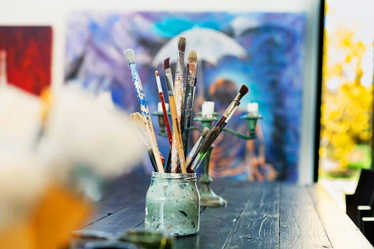 How to Clean Oil Paint Brushes – Best Oil Brush Cleaner
