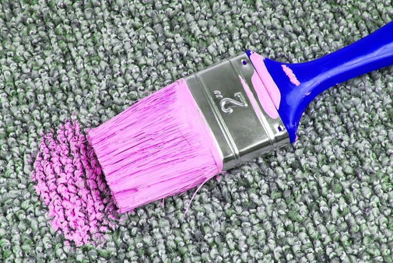 How to Get Acrylic Paint Out of Carpet – Remove Paint from Carpet