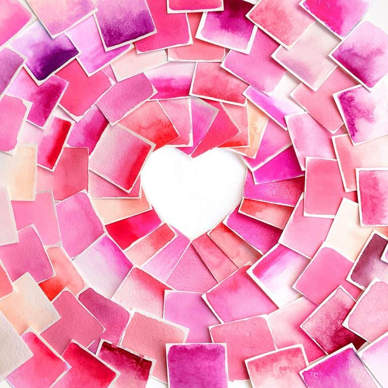 What Colors Make Pink? – How to Make Different Shades of Pink