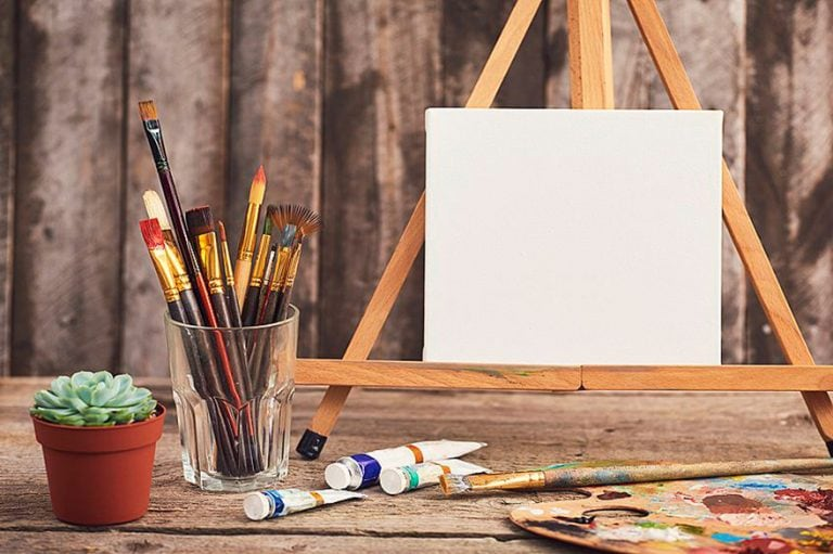 Oil Painting Supplies – Oil Paintings Tools for Beginners