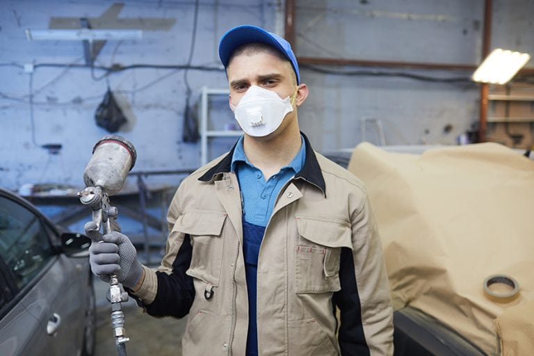 Best Paint Respirator – All About Respirators for Painters