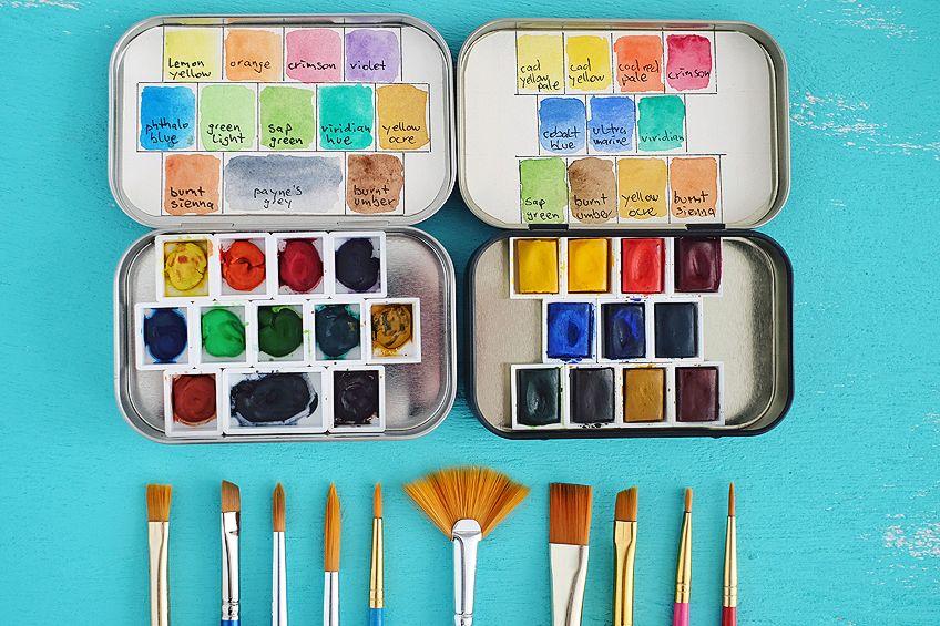 water paint brush