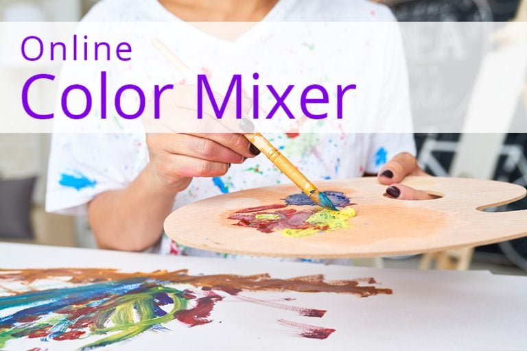 Color Mixer Online Tool – Mix and Share your Results