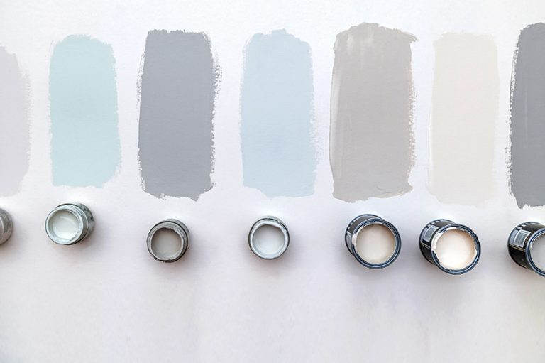 What Colors Make Gray? How to Create Different Shades of Gray