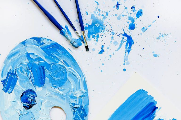 Shades of Blue – Discover all Colors of Blue with Color Codes
