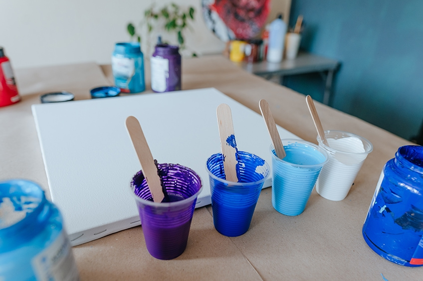 gesso for canvas