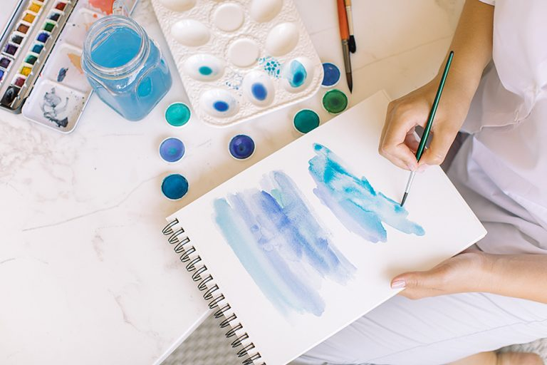 What Colors Make Turquoise – In-Depth Turquoise Mixing Guide