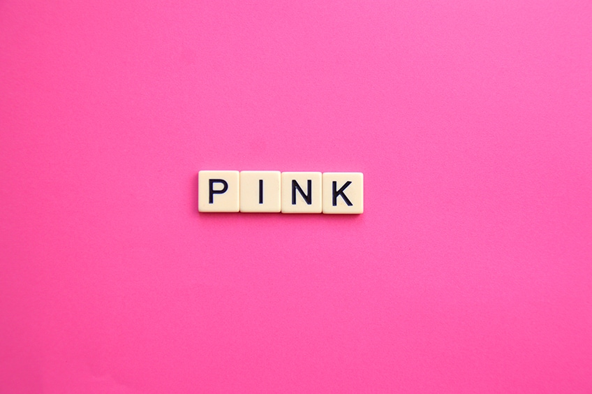 history of pink