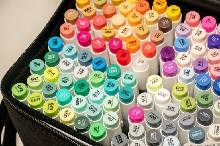 Best Copic Markers – An In-Depth Copic Markers Review