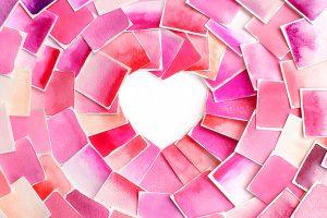 pink mischen
