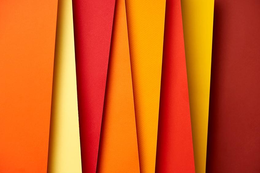 was sind warme farben